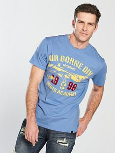 joe-browns-airborne-t-shirt