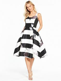 coast-alpina-stripe-floral-twill-midi-dress-monochrome
