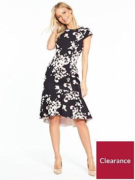 coast-sofia-print-scuba-dress