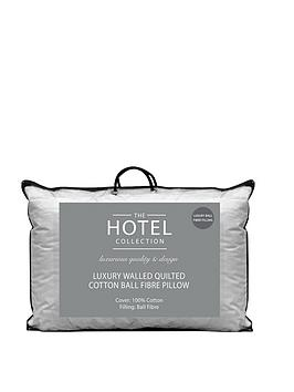 Hotel Collection Luxury Like Down Walled Side Sleeper Pillow