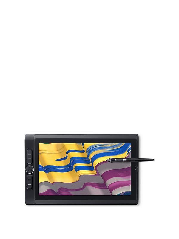 MobileStudio Pro 13 4K Pen Computer/13 inch Windows 10 Graphic Tablet PC  with Intel Core i5, 128GB SSD, 8GB Intel Iris Graphics 550  Included Wacom