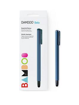 wacom-bamboo-gen-4-solo-stylus-for-kindle-fire-ipad-pro-ipadipad-mini-windows-tablet-and-samsung-galaxy-blue