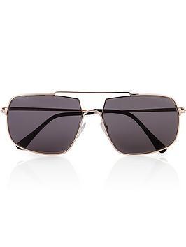 tom-ford-mens-aiden-navigator-sunglasses-gold