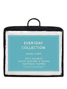 everyday-collection-everyday-anti-allergy-duck-feather-amp-down-12-cm-mattress-topper