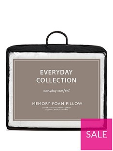 Everyday Collection Memory Foam V-Shaped Pillow