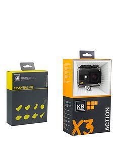 kaiser-baas-x3-action-camera-amp-essentials-kit-x-series