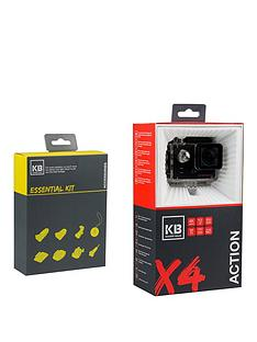 kaiser-baas-x4-action-camera-amp-essentials-kit-x-series
