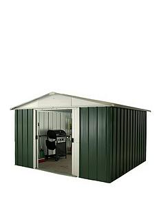 yardmaster-yardmaster-10-x-10-ft-apex-metal-roof-shed-with-floor-frame