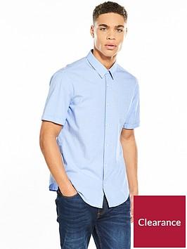 boss-green-short-sleeve-shirt