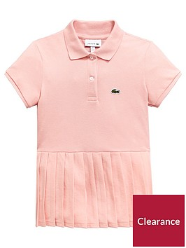 lacoste-girls-short-sleeve-peplum-polo