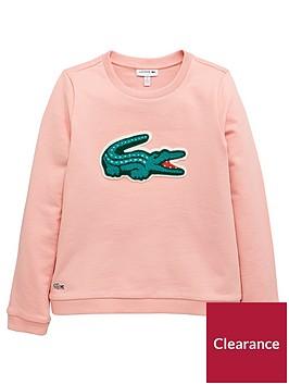 lacoste-girls-logo-sweatshirt