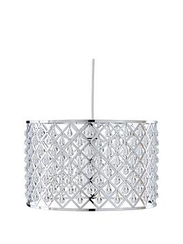sydney-beaded-easy-fit-pendant-lightshade