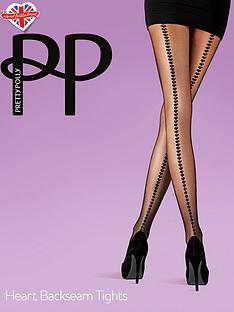 pretty-polly-heart-back-seam-tights-black