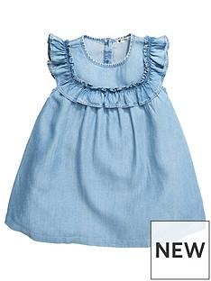 mini-v-by-very-girls-ruffle-tencel-dress