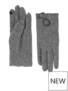 accessorize-wool-with-strap-detail-gloves