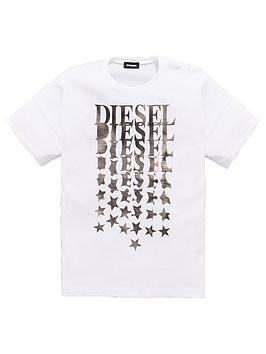 diesel-girls-short-sleeve-logo-t-shirt