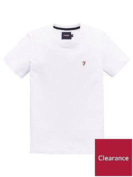 farah-boys-short-sleeve-t-shirt