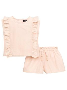 mini-v-by-very-girls-lurex-co-ord-short-set