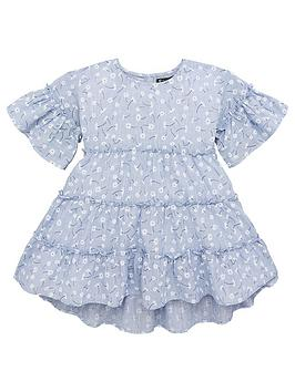mini-v-by-very-toddler-girls-floral-tiered-dress-blue