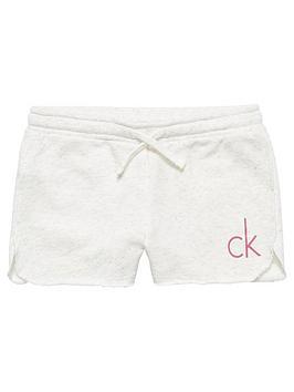 calvin-klein-girls-sweat-shorts