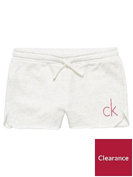 calvin-klein-girls-sweat-shorts