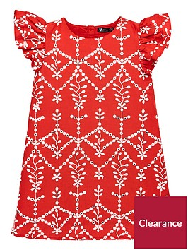 mini-v-by-very-girls-floral-embroidered-shift-dress-red