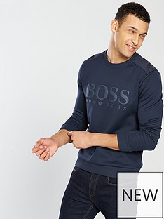 boss-green-logo-sweat-top