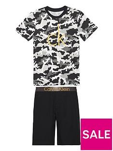 calvin-klein-boys-camo-pyjama-set