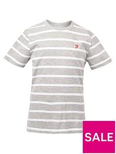 farah-boys-short-sleeve-stripe-t-shirt