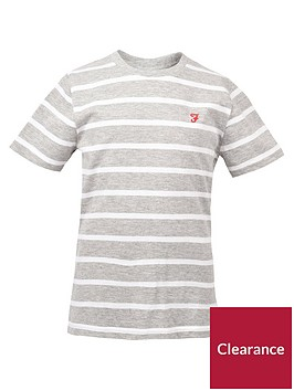 farah-boys-short-sleeve-stripe-t-shirt