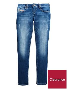 diesel-girls-distressed-jeans