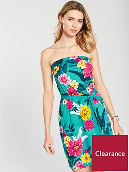 v-by-very-bandeau-tie-waist-jersey-dress-floral-print