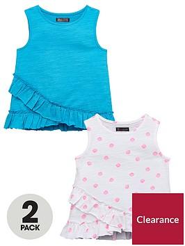 mini-v-by-very-girls-2-pack-shell-ruffle-vests