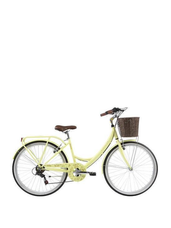 Kingston Dalston Ladies Heritage Bike 16 inch Frame | very.co.uk