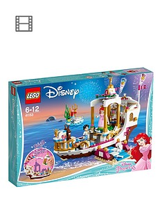 LEGO Disney Princess 41153 Ariel's Royal Celebration Boat