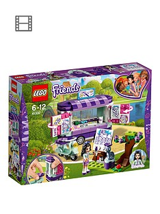 LEGO Friends 41332 Lego Friends Emma's Art Stand