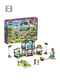 LEGO Friends 41338 Stephanie's Sports Arena