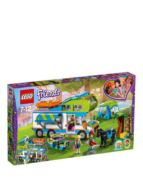 Lego Friends 41339 Mias Camper Van Verycouk