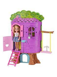 barbie-club-chelsea-tree-house-playset