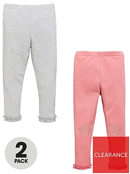 mini-v-by-very-2-pack-ruffle-hem-leggings-greypink