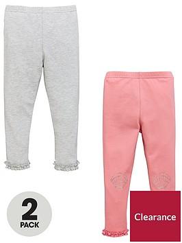 mini-v-by-very-girls-2-pack-ruffle-hem-leggings