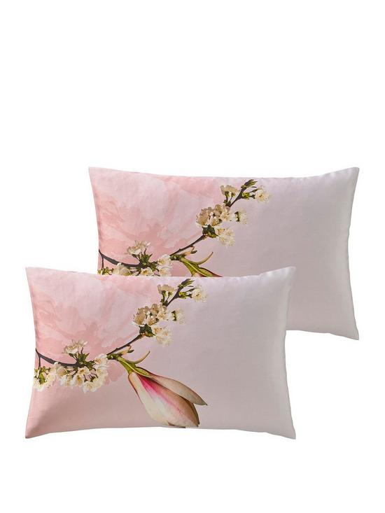 26413b075 Ted Baker Harmony Housewife Pillowcases (Pair)