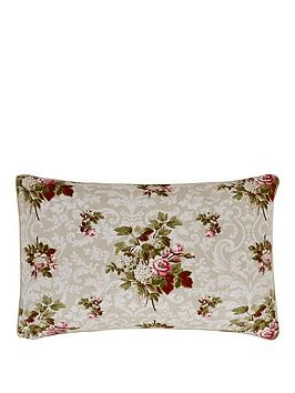 dorma-dorma-antique-floral-100-cotton-sateen-300-thread-count-housewife-pillowcase-pair
