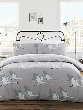 catherine-lansfield-swans-duvet-cover-set