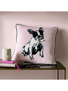 ted-baker-cotton-dog-cushion