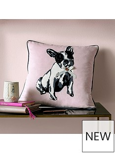 ted-baker-cotton-dog-cushion