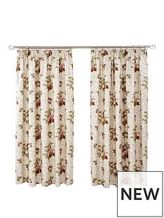 dorma-antique-floral-pencil-pleat-curtains