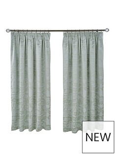 dorma-cherry-blossom-cotton-rich-pencil-pleated-curtains