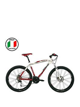 Image of Lombardo Sestriere 400 24-Speed Mens Mountain Bike 19 inch Frame, One Colour, Men