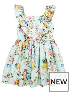 mini-v-by-very-girls-mint-floral-dress